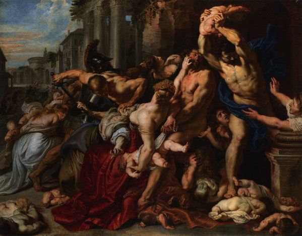 Massacre of the Innocents (Peter Paul Rubens)