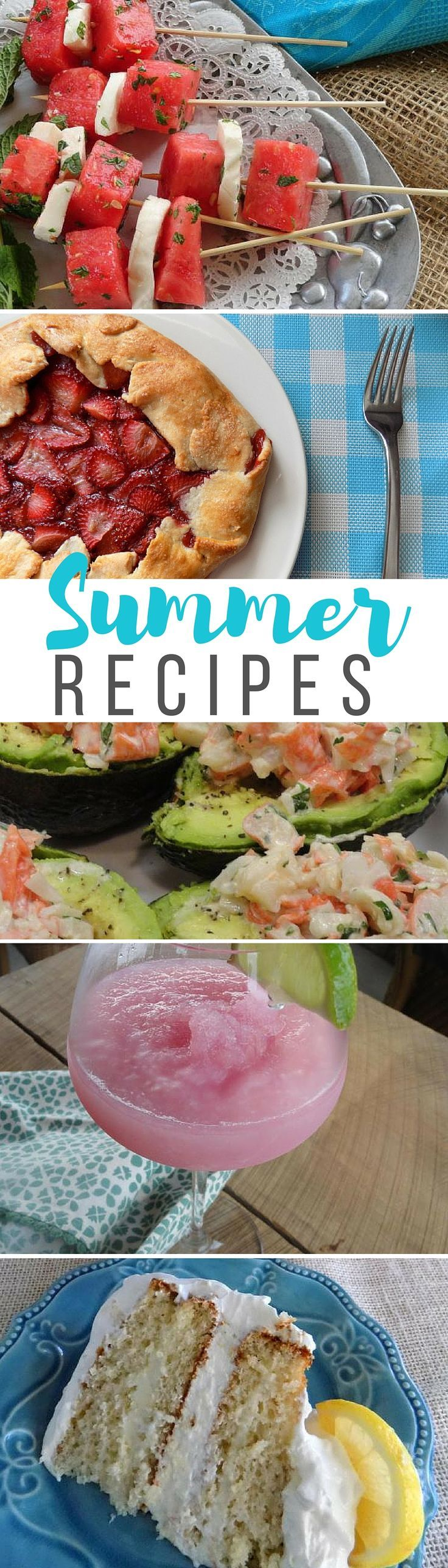 From Summer Side Dishes To Healthy Salads And More Stay Cool With Light And Easy Summer Recipes