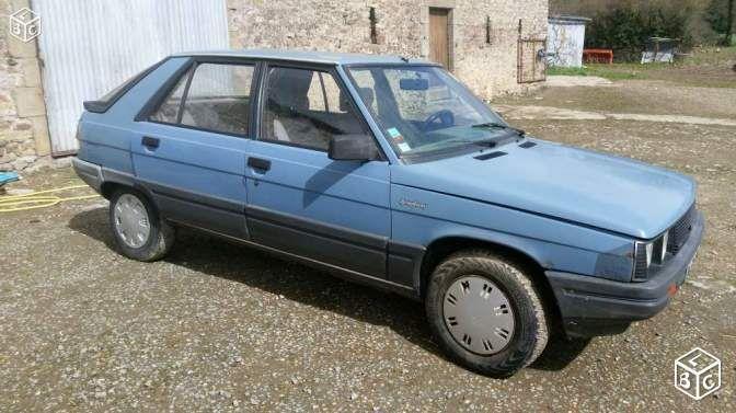 Renault 11 R11 1,6l D Brodway
