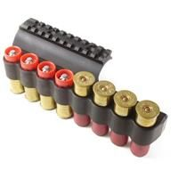 Mesa Tactical® SureShell™ 8 - shell Carrier and Rail for 12 - ga. Benelli® M2 Tactical