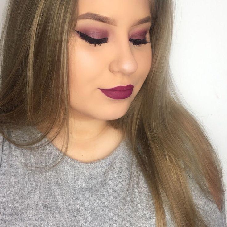 Purple look 😁