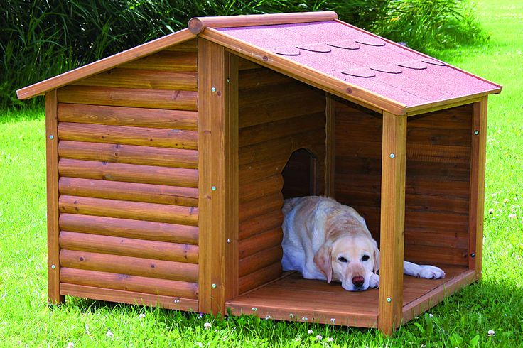Trixie Pet - Rustic Style Dog House - for Large Dogs (39512) by Trixie Pet Products, Inc  for $224.97 in Pet Supplies : Rural King