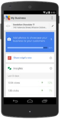 #GoogleMyBusiness for mobile services to ensure the online visibility of your business.