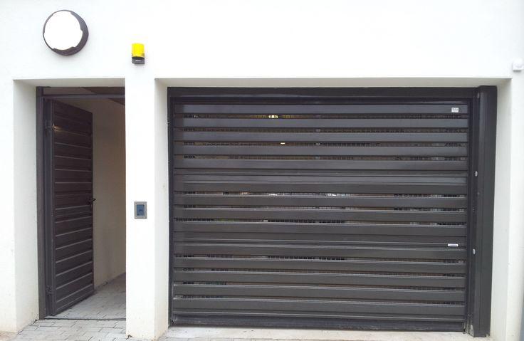 14 best la door 39 matic porte de garage automatique images. Black Bedroom Furniture Sets. Home Design Ideas