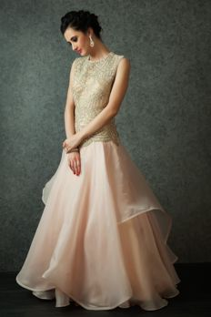 Love the Organza Gown from BenzerWorld!