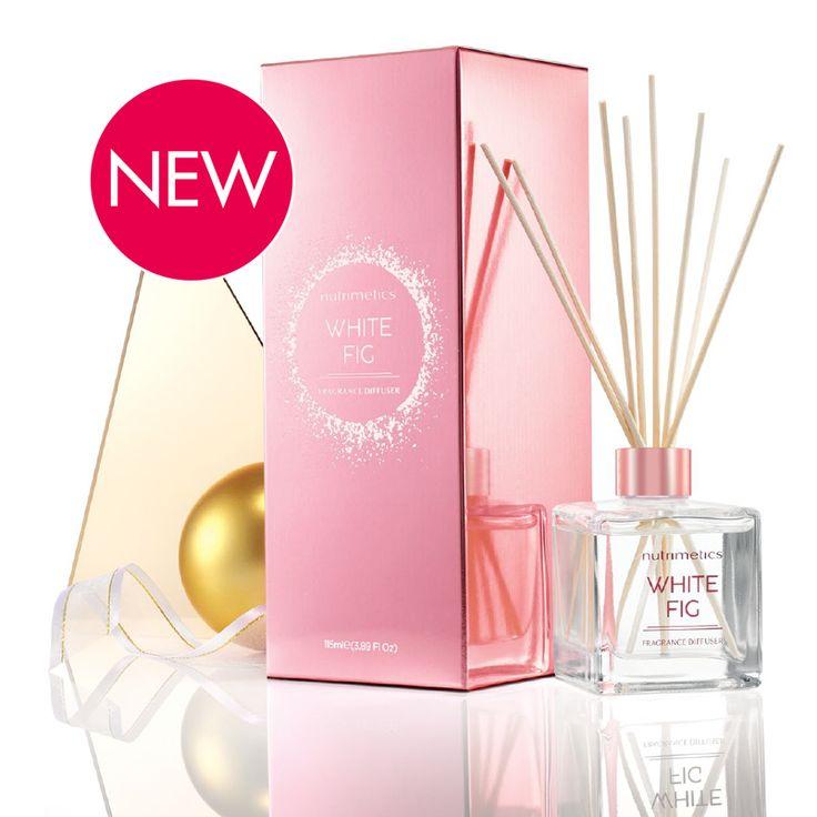 White Fig Fragrance Diffuser 115ml
