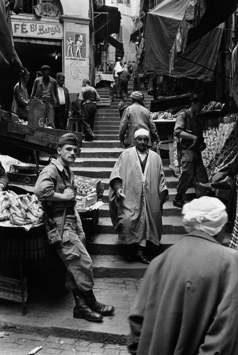 Le photographe Sergio Larrain - (Algérie 1959)