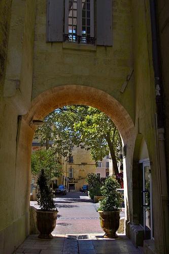 Rue Voltaire Montpellier