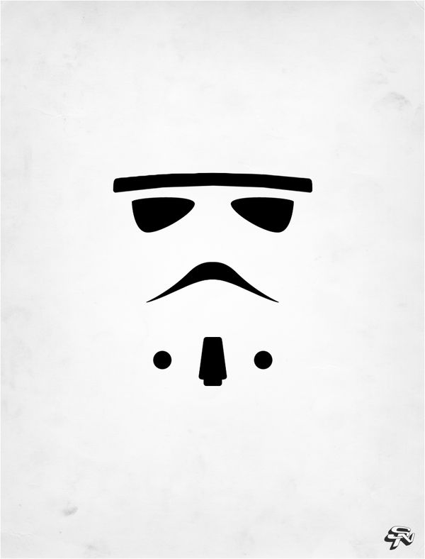star wars minimalist posters - Buscar con Google