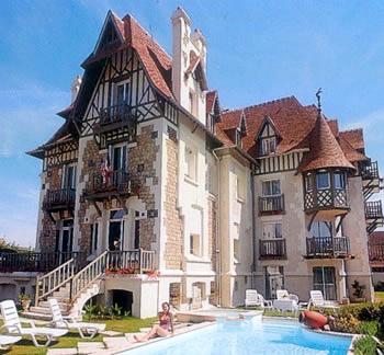 Hotel Augeval Northern Coastal France