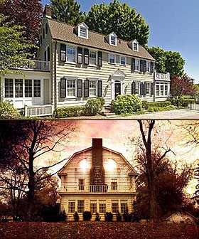 1000 images about amityville house on pinterest the for John f long homes