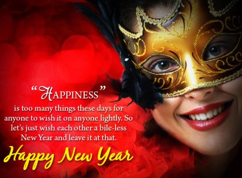 30  Happy New Year Sayings For Cards