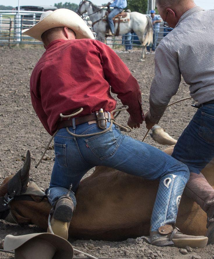 Cowboy boot porn