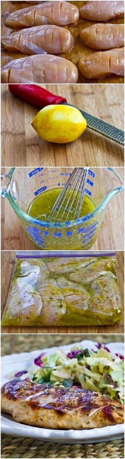 Exclusive Foods: Very Greek Grilled Chicken