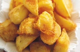 Crispy roast potatoes recipe - goodtoknow