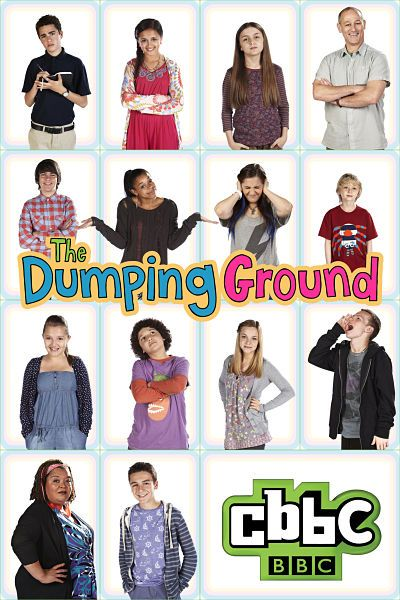 the dumping ground is awesome! Although im probably a bit too old, I still like it! Don't care what people think of me