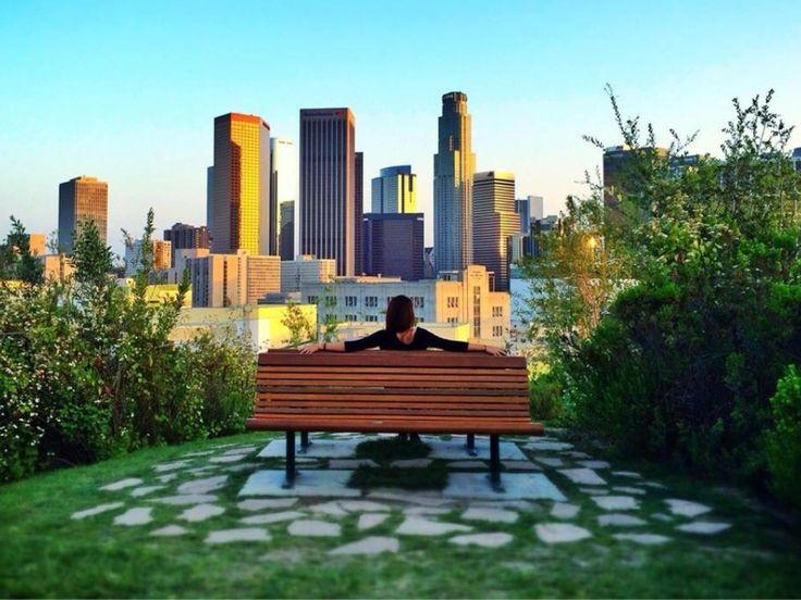 Vista Hermosa Natural Park Hotel in Los Angeles, California