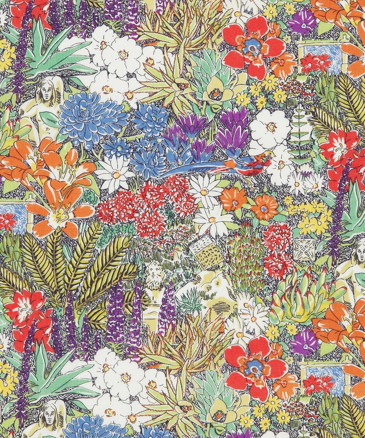 Archipelago A Tana Lawn, Liberty Art Fabrics. Shop more from the Liberty Art Fabrics collection online at Liberty.co.uk £22p/m