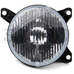 NEW Hella Headlight Insert - Driver Side (High Beam) H11631011 BMW 63121382399