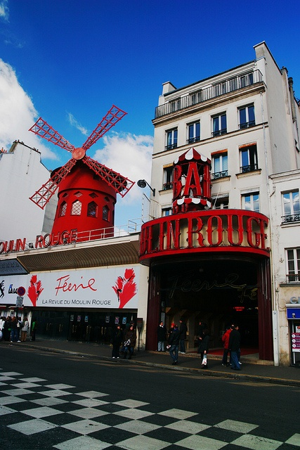 Moulin rouge, Parigi, Francia