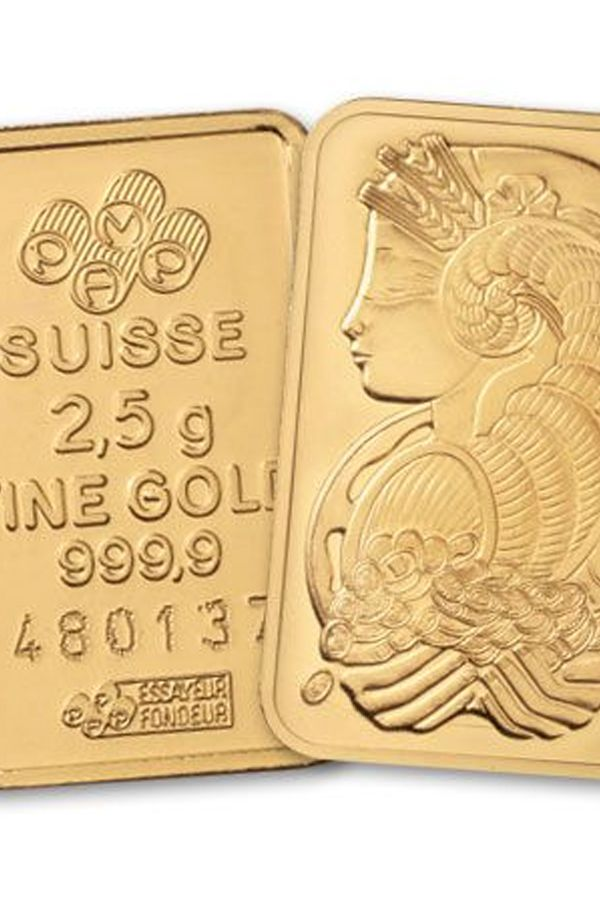 2 5 Gram Pamp Suisse Gold Bars For Sale Money Metals Exchange In 2020 Gold Bullion Bars Gold Bars For Sale Gold Bar