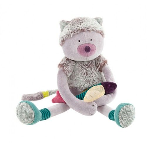Peluche Chamalo les Pachats Moulin Roty