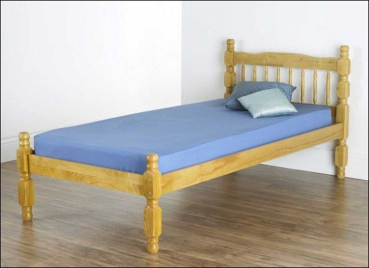 Cheap Single Beds with Mattress for Sale