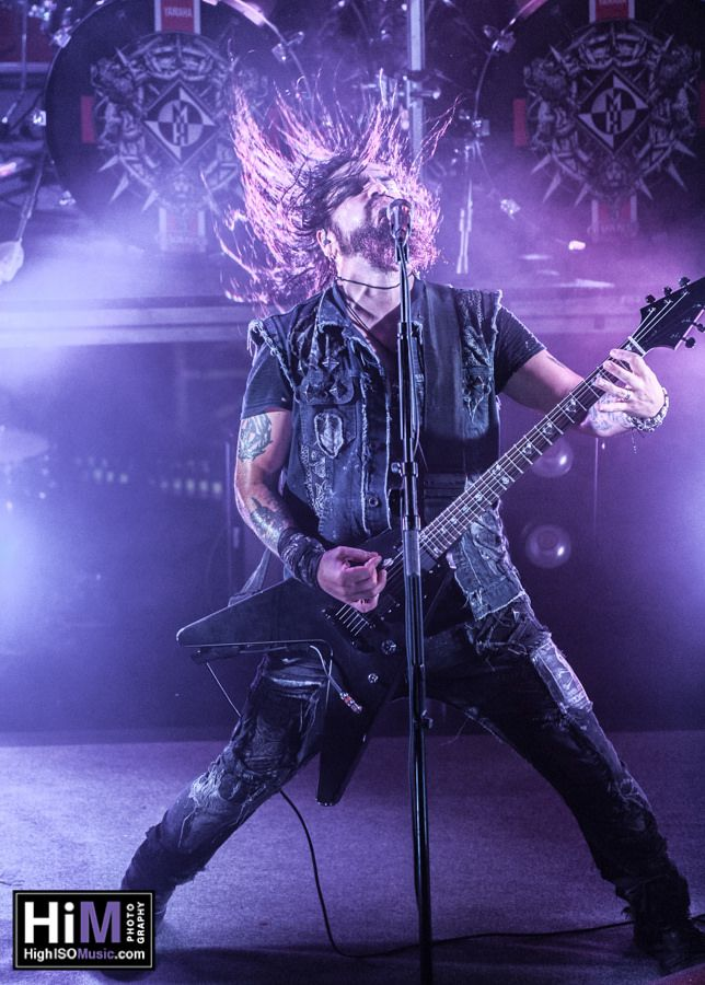 https://flic.kr/p/qWMETY | Machine Head | Machine Head at the House of Blues in New Orleans, LA.