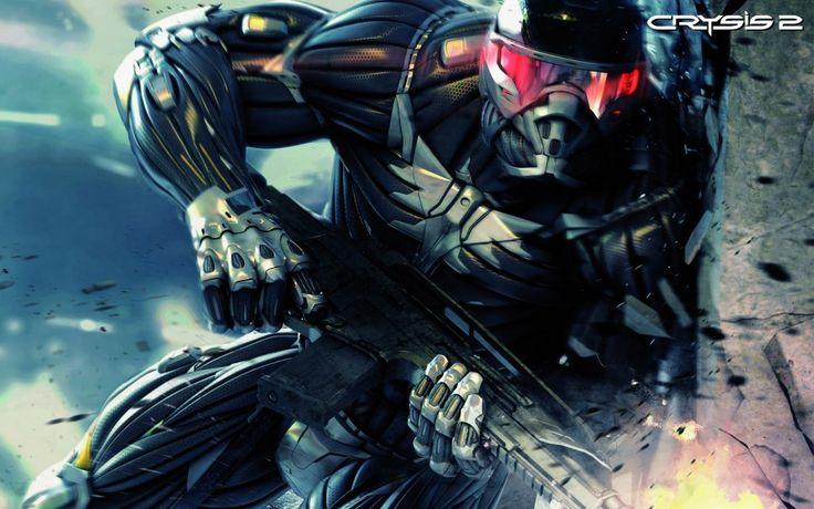 Videogame Wallpaper Of The Week Sci Fi Videogames Wallpapercoolvibe Digital Art