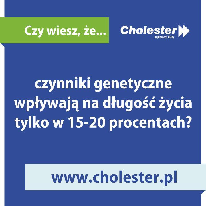 W takim razie życie leży w naszych rękach. Do dzieła.  #cholester #zdrowie #fitnes #zycie