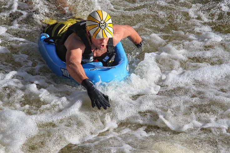 Darkfin guanti palmati per surf, nuoto, immersioni, kayak, sport acquatici: Amazon.it: Sport e tempo libero