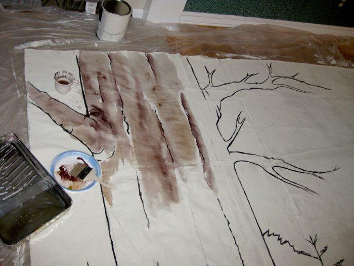 25 unique canvas drop cloths ideas on pinterest front porch curtains drop cloth curtains outdoor and drop cloths