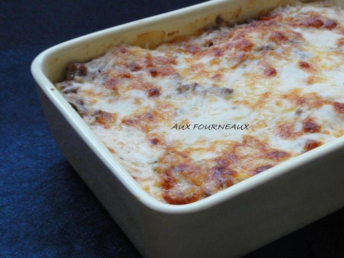 veritable lasagne bolognaise