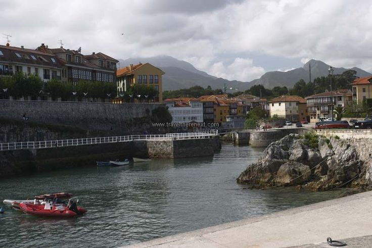 Oviedo Spain - The Sella River  #spain #oviedo #interesting #discover #experience #adventure #asturias #history #church #mountain #museum #travel #traveltherenext