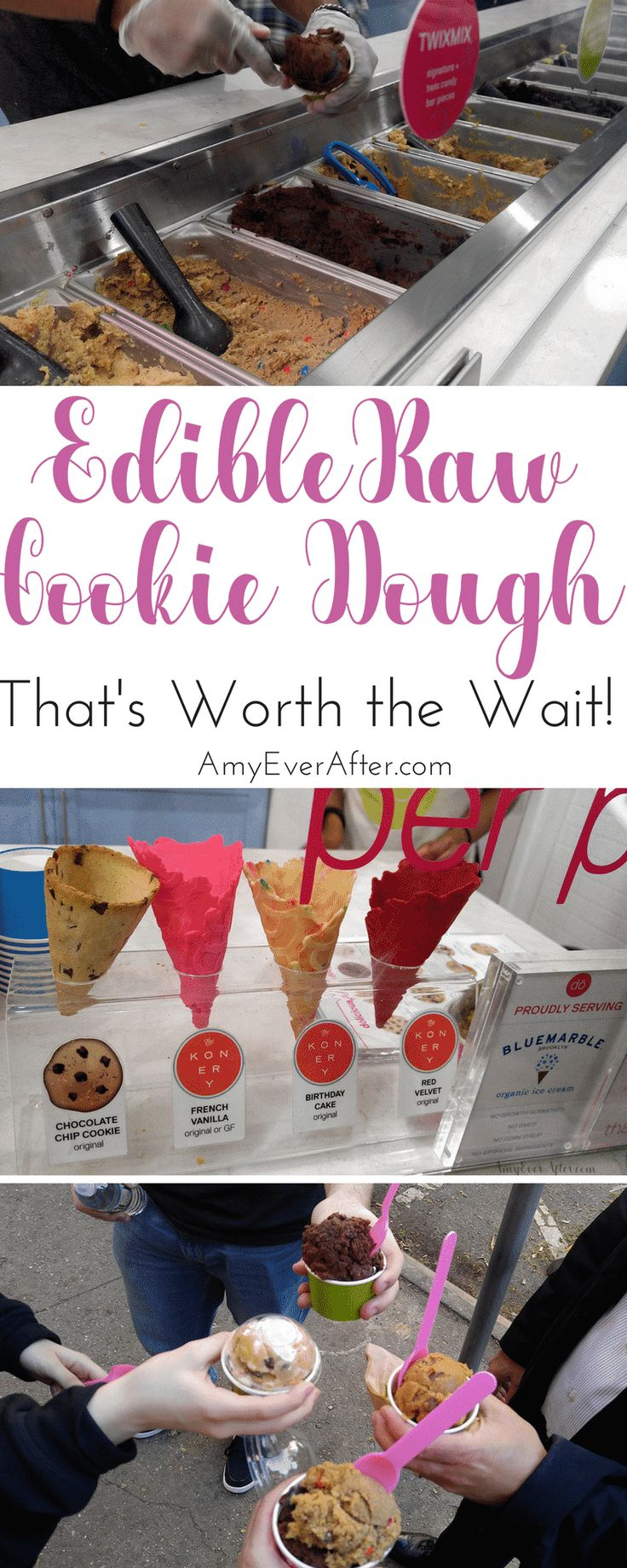 Edible raw cookie dough thats worth the wait new york