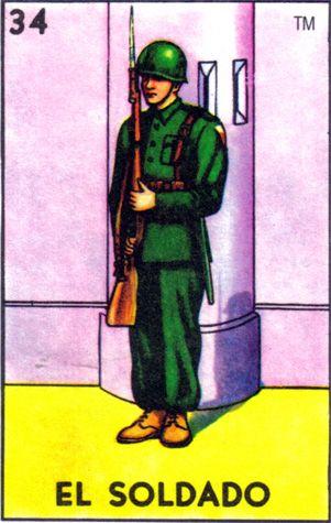 La Loteria - El Soldado