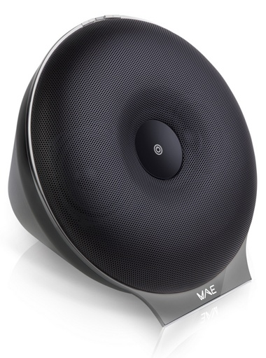 Wae - Bluetooth Portable Speaker BTP02 Black | electromania.co @186€