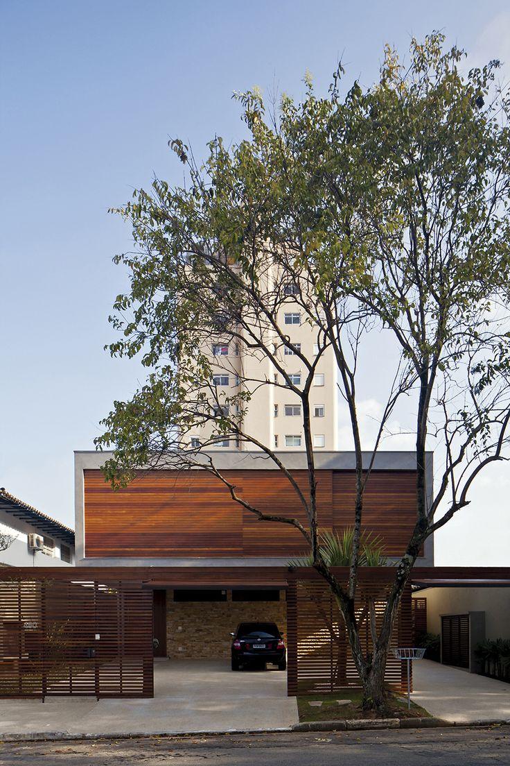 Casa Na Vila Madalena / Drucker Arquitetos Associados