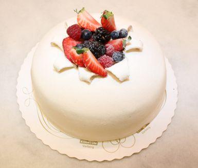 ICA Kvantum Varberg erbjuder catering av goda och prisvärda tårtor – för alla tillfällen! Bröllop, studenten, födelsedagen, barnkalaset etc.