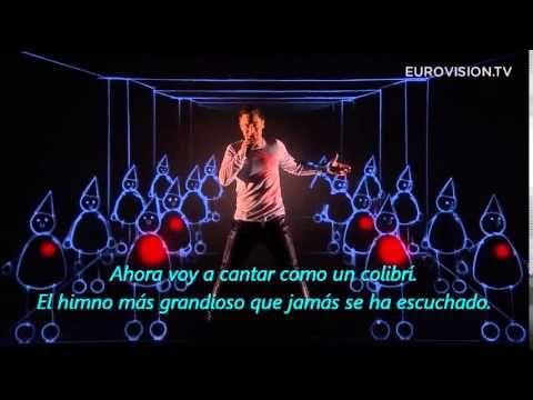 Winner Eurovisión 2015 (Suecia) Mans Zelmerlow-Heroes (Subtitulada al Es...