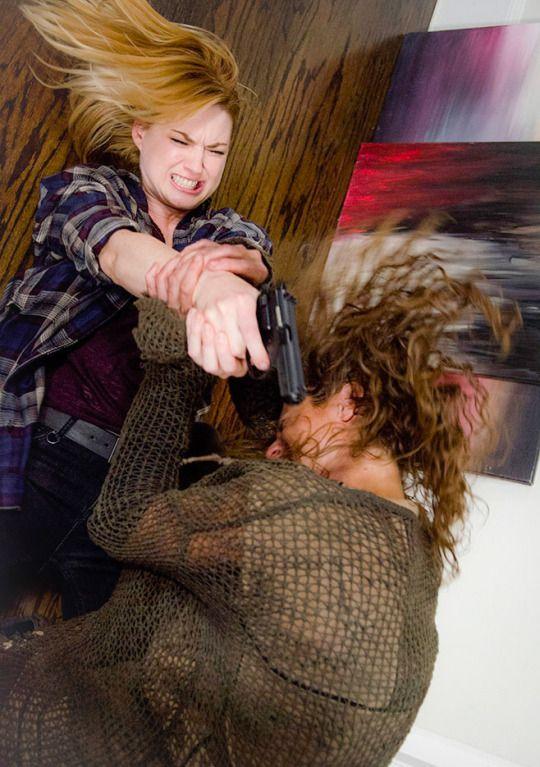"""The Walking Dead Season 6 Episode 2 """"JSS"""" Jessie"""