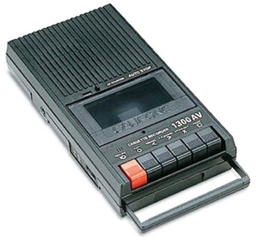 "The lovely ""Cassette"" Recorder, no '70's home was without one. If you had two you could record yourself singing along to Fame!"