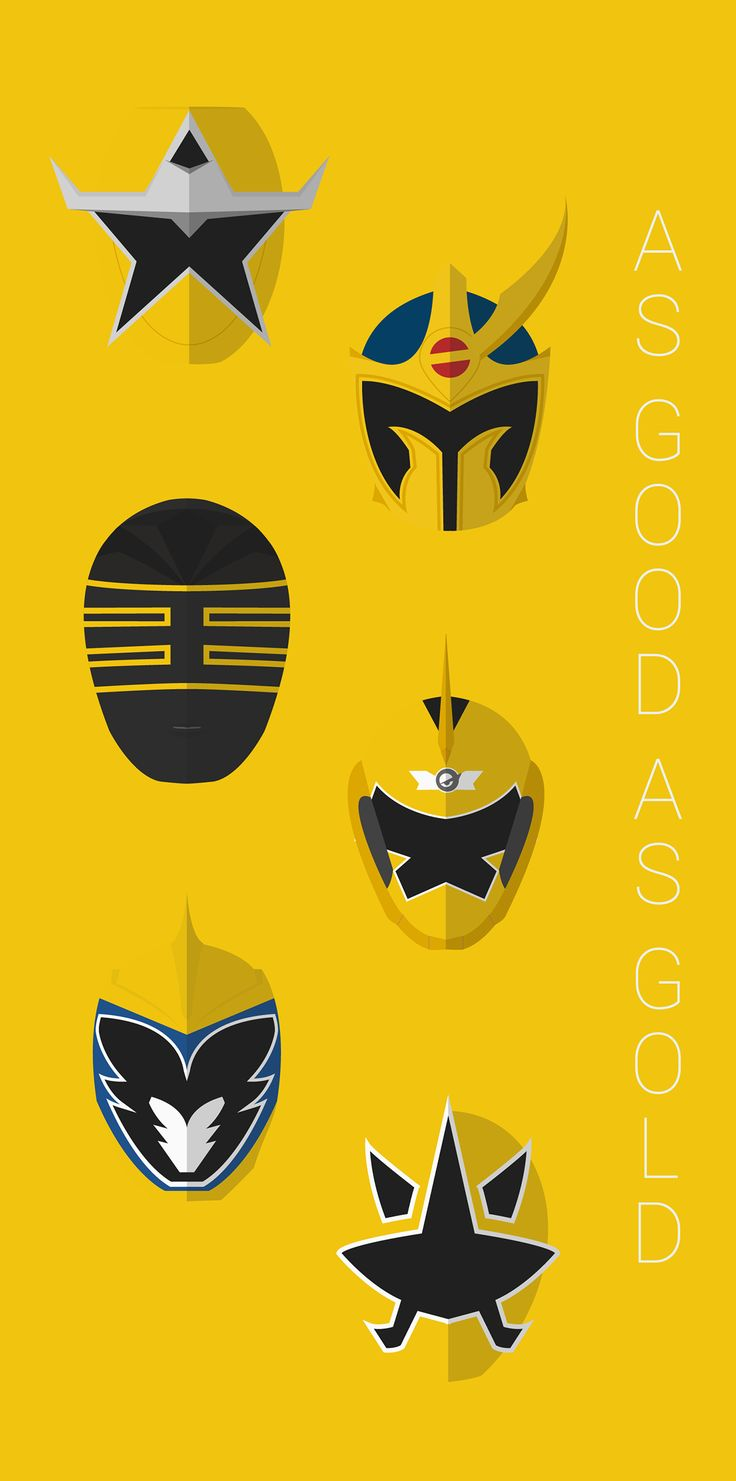 All Gold Rangers