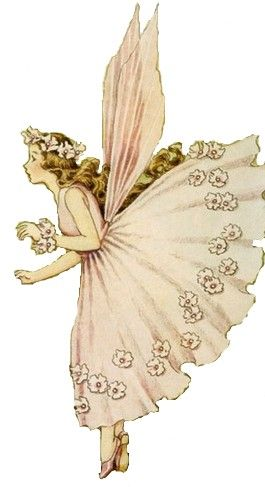 .Pink Fairy Printable for cake topper???