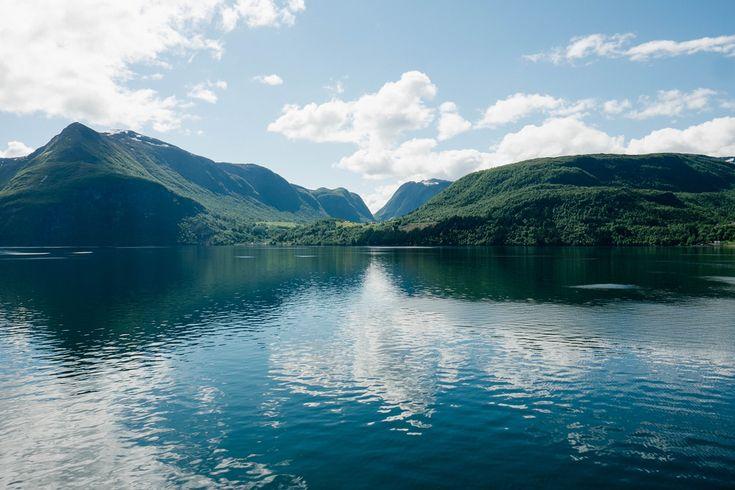 norvège croisière fjords
