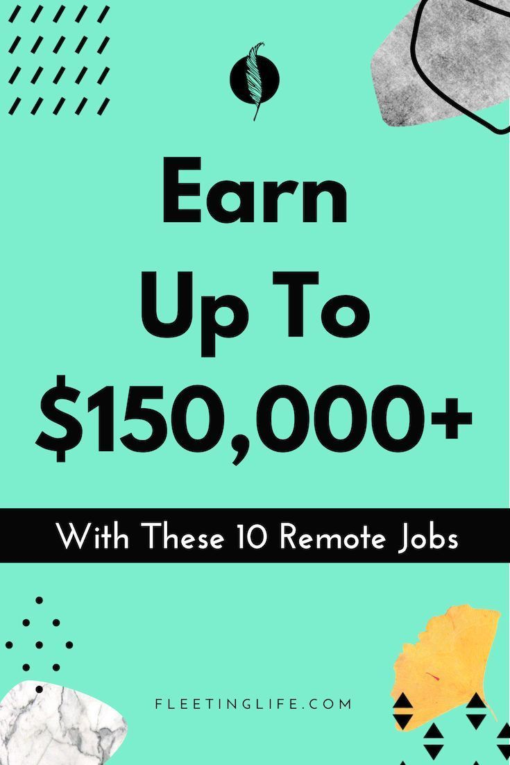 The Best Remote Jobs That Pay Well And Allow You To Travel