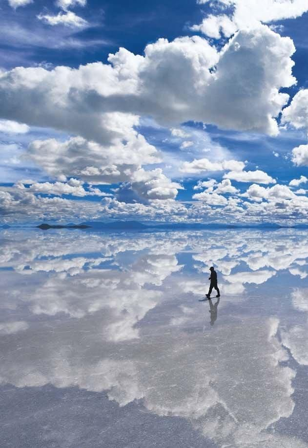 Salar De Uyuni The World S Largest Salt Flats In Bolivia This