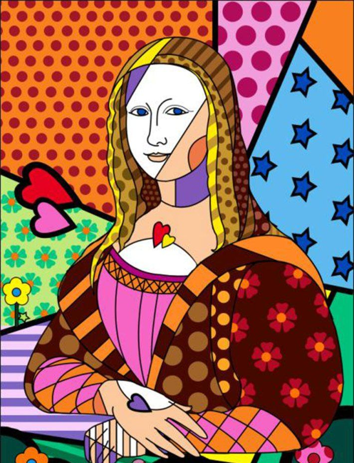 Souvent 1460 best Mona Lisa images on Pinterest | Mona lisa, Artificial  FX69