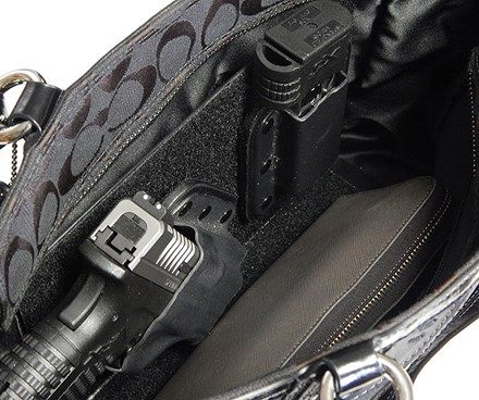 CrossBreed® Holsters Purse Defender I so want one of these for my glock 42