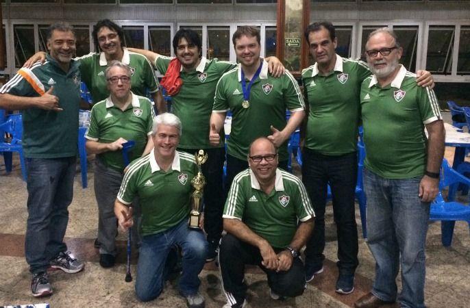 Rodrigo Medeiros é vice-campeão do Torneio Estadual de Mestres — Fluminense Football Club